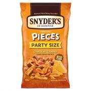 Snyder's of Hanover Cheddar Cheese Pretzel Pieces