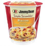Jimmy Dean Bacon Cheddar Simple Scrambles