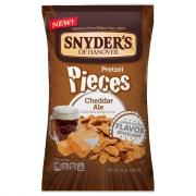 Snyder's of Hanover Cheddar Ale Pretzel Pieces