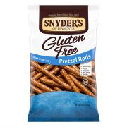 Snyder's of Hanover Gluten Free Pretzel Rods