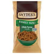 Snyder's of Hanover Olde Tyme Pretzels