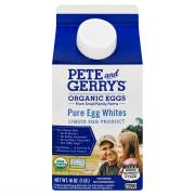 Pete and Gerry's Cage Free Organic Liquid Egg Whites