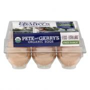 Pete & Gerry's Organic Cage Free Grade AA Extra Large Eggs
