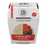 Cucina & Amore Quinoa Meal Jalapeno & Roasted Peppers
