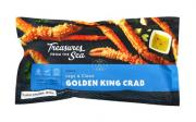 Treasures from the Sea Golden King Crab