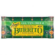 Amy's Bean & Rice Non Dairy Gluten Free Burrito