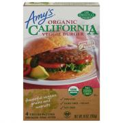 Amy's California Veggie Burger