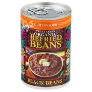 Amy's Organic Light in Sodium Refried Black Beans