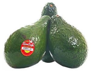 Green Skin Avocados