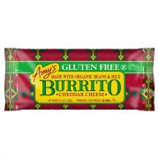 Amy's Beans & Rice Cheddar Cheese Gluten Free Burrito
