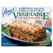 Amy's Veggie Lasagna