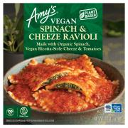 Amy's Bowls Vegan Spinach & Ricotta Cheeze Ravioli