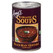 Amy's Organic Black Bean Vegetable Soup