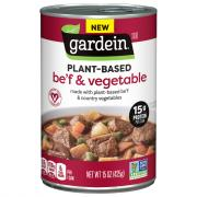 Gardein Plant-Based Be'f & Vegetable Soup
