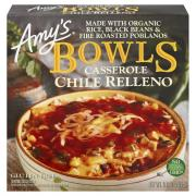 Amy's Chile Relleno Casserole Bowl