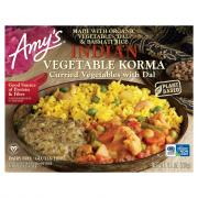 Amy's Indian Vegetable Korma
