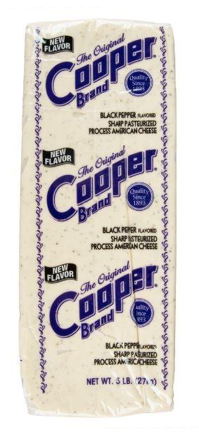 Cooper Sharp Black Pepper Cheese