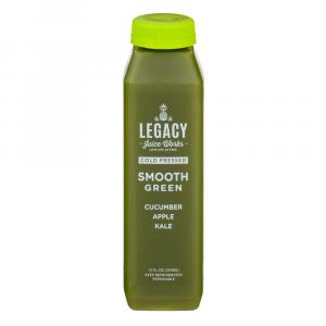 Saratoga Juice Smooth Green