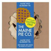 The Maine Pie Gluten Free Wild Blueberry Pie