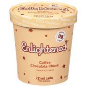 Enlightened Keto Collection Coffee & Cream Ice Cream