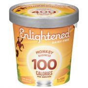 Enlightened Monkey Business Dairy-Free Frozen Dessert
