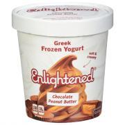 Enlightened Chocolate Peanut Butter Ice Cream