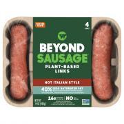 Beyond Meat Beyond Sausage Hot Italian