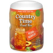 Country Time Peach Tea Mix