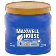 Maxwell House Half the Caffeine Medium Can