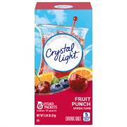Crystal Light Fruit Punch