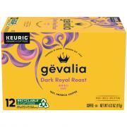 Gevalia Single Serve Dark Royal Roast