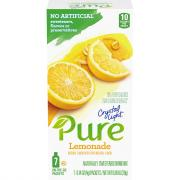 Crystal Light On The Go Pure Lemonade