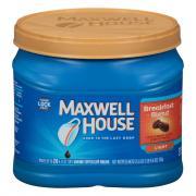 Maxwell House Breakfast Blend Light Can