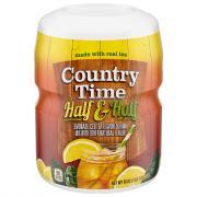 Country Time Half Lemonade and Half Iced Tea