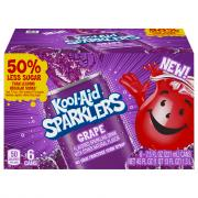 Kool-Aid Sparklers Grape