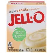 Jell-O Instant Vanilla Pudding Mix