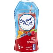 Crystal Light Berry Sangria Liquid Water Enhancer