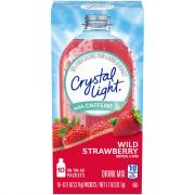 Crystal Light On the Go Energy Wild Strawberry Mix