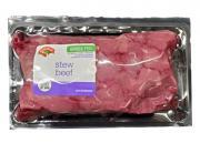 Hannaford Grass Fed Stew Beef