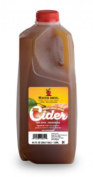 Mayer Bros. Apple Cider