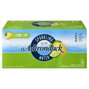 Adirondack Sparkling Seltzer Water Lemon Lime