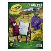 "Crayola Doodle 9"" x 12"" Pad"