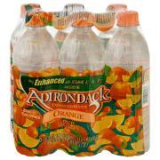 Adirondack Orange Water