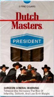 Dutch Masters Presidente Cigars