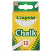 Crayola White Chalk Sticks