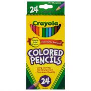 Crayola Long Colored Pencils 24