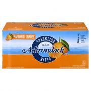 Adirondack Sparkling Seltzer Water Mandarin Orange