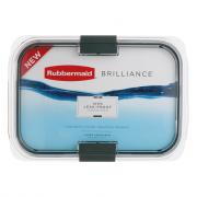 Rubbermaid Brilliance Clear 9.6 Cup Large Container