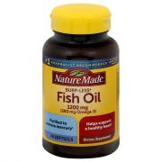 Nature Made Burpless Fish Oil 1200mg