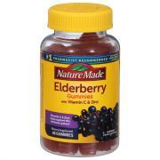 Nature Made Elderberry Gummies 100 mg